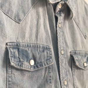 Tops - Denim shirt